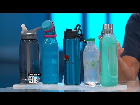 Reusable Bottles Unhealthy?