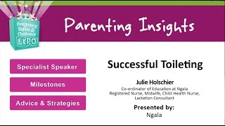 Great Tips for Successful Toilet Training