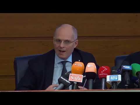 Coronavirus, la conferenza stampa della Protezione civile - Replica