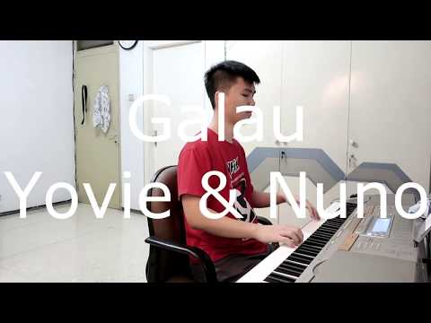 Galau - Yovie & Nuno (Piano Cover)