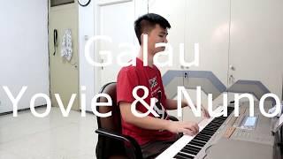 Video Galau - Yovie & Nuno (Piano Cover) download MP3, 3GP, MP4, WEBM, AVI, FLV Juli 2018