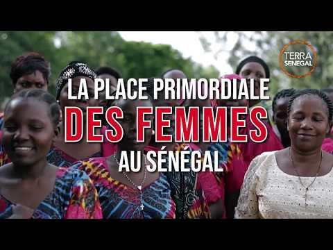 La place primordiale des femmes au Sénégal