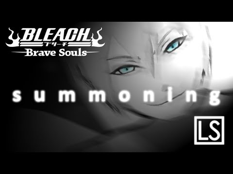 [Bleach Brave Souls] Night of the Demons SUMMONING