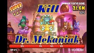 Everwing Kill New Boss Dr  Mekaniak Raid (21.6M Damage)