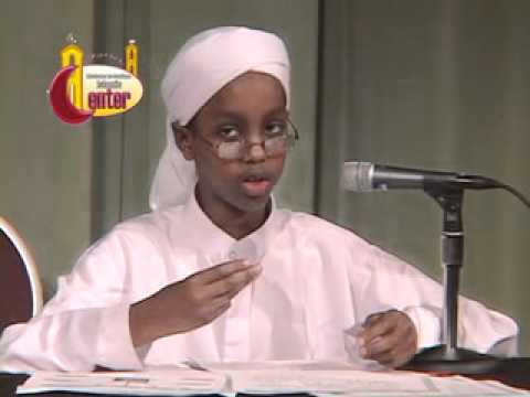 MIRACLES OF QURAN BY SOMALI KIDS