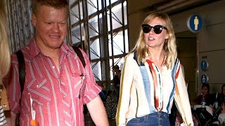 Engaged Fargo Co-Stars Kirsten Dunst And Jesse Plemons On A Romantic Trip