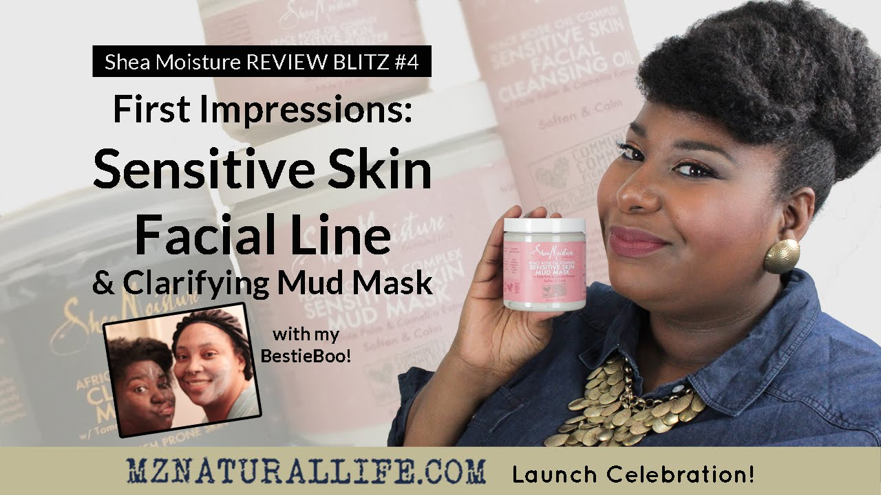 African Black Soap Clarifying Mud Mask by SheaMoisture #19