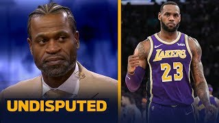 Stephen Jackson thinks star players unwilling to play with LeBron James is 'hot smoke.' Hear why he believes big name players would take the opportunity to ...