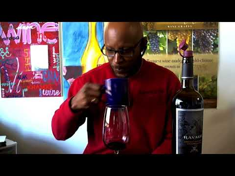 Wine Review: Ravage Cabernet Sauvignon