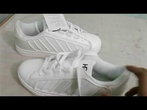 hrx men white  sneakers 👟