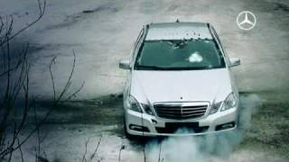 Mercedes-Benz E-Guard: Under Fire | E-Class