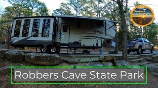 Robbers Cave State Pąrk   Oklahoma State Parks   Best RV Destinations