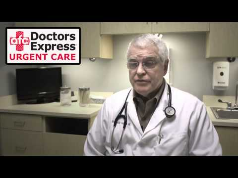 Doctors Express Urgent Care Clinic Greer, SC - STD Testing