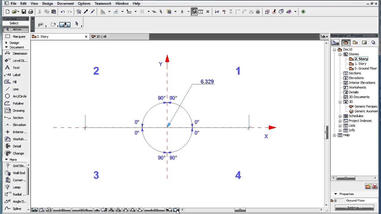 Angle Dimension Archi Cad Pour Mac Erchamarpoml
