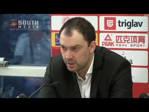 Partizan - Crvena Zvezda finale KRK 2018 - IZJAVE - Niš 18.2.2018.