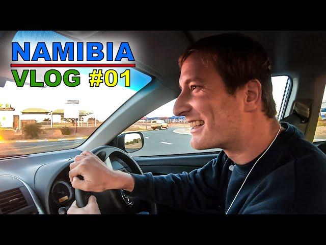 Endlich raus aus Deutschland! 🌞 Namibia Vlog #01