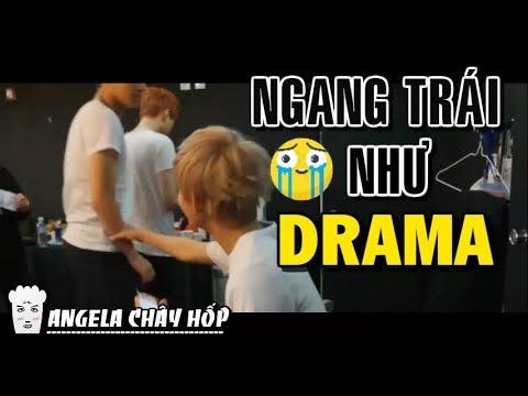 [BTS Funny moments #47] Ngang trái như Drama =))))