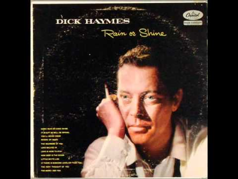 Dick Haymes - You'll never know