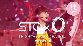 SM STATION X 0 – Launch Event : Making film