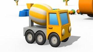 Max der Bagger auf der suche nach dem Überraschungsei! | Animation für Kinder