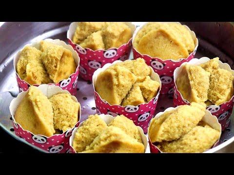 紅糖開花饅頭不用發酵,教你新吃法,筷子攪一攪,個個蓬鬆暄軟【夏媽廚房】