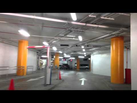 New Glorietta Basement Parking Ayala Center Makati by HourPhilippines.com