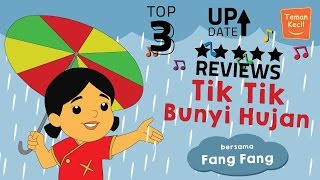 Music | Lagu anak Indonesia | Nursery Rhymes | tik tik bunyi hujan