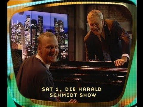 Raabigramm für Harald Schmidt von Stefan Raab