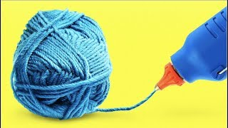 20 Truly Fascinating Ideas With Yarn
