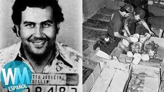 Top 10 Datos Interesantes Sobre Pablo Escobar