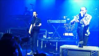 Linkin park - Cure for the itch / Faint Live Los Angeles 2011 HD
