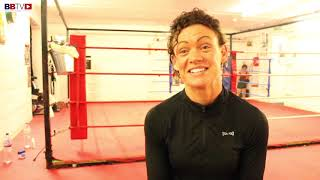 CARLY SKELLY: PRO BOXER, NURSE AND MOTHER OF TWO REFLECTS ON DEBUT AND NEXT NEXT FIGHT