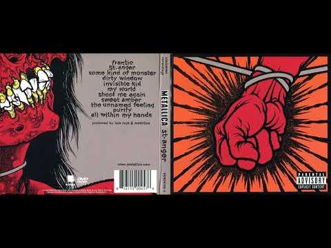 Metallica - Invisible Kid (Shorter Version)
