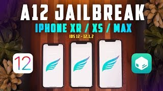 NEW A12 Jailbreak iOS 12 Chimera Tutorial! iPhone XR, XS Max, XS (iOS 12 - 12.1.2)