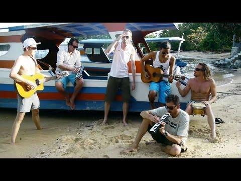 Uwe Kaa & One Drop Band - Wegen Dir [Live Acoustic Version on the Beach]