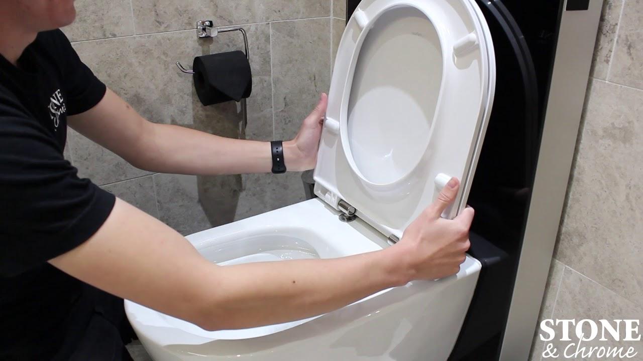 FAQ Friday - How Do You Remove A Laufen Pro Slim Toilet Seat?