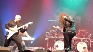 Rhapsody of Fire Aeons of Raging Darkness @ PPM Fest 2012 Mons Belgium 6-4-2012