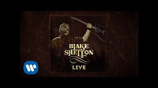 Blake Shelton - Boys 'Round Here (Official Live Audio) Video