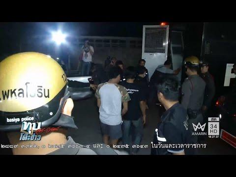 ร้านตำนานฅนอีสานปัดการ์ดโหด เหยื่อลูกตร.-ทหารถูกตื้บเมากร่าง คาดโจ๋หมั่นไส้ - วันที่ 08 Jan 2017 Part 10/12