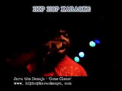 Hip Hop Karaoke NYC - Jeru the Damaja - Surprise Performance
