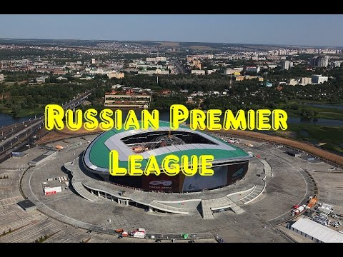 Russian Premier League Stadium 2016 2017