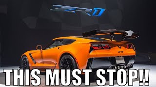GM Has To Put A 🔴 Stop to this NOW!! | New Calibrations for C7 Corvettes are ready.