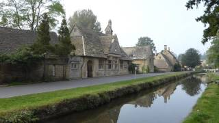 VILLAGES OF THE COTSWOLDS UK