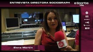 SOCIOGRAPH | Entrevista Elena Martín