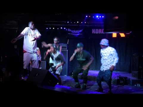 G.O.D Benjii Gang Live Performance