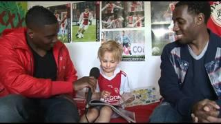 Baixar Vurnon Anita verrast prijswinnaar en voorspelt 2-0 overwinning op FC Twente