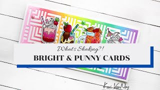 What's Shaking | Punny cards with Maker Forte