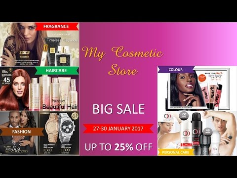 Beauty & Cosmetic Products Cape Town - Claremont