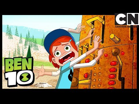 La Naturaleza de las cosas | Ben 10 en Español Latino | Cartoon Network