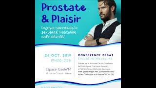 2ème extrait de la conférence prostate et plaisirs